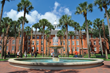 Founded in 1883, Stetson University is the oldest private university in Central Florida, with campuses in Celebration, DeLand, Gulfport and Tampa, Florida.
