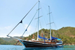 Cruising in a traditional hand-built wooden gulet is a feature of many Peter Sommer Travels itineraries in Croatia, Greece, Italy and Turkey.