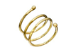 Coil Ring by Christina Malle