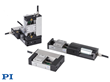 Motorized Miniature Positioning Stages Provide X, XY, and XYZ Precision Motion