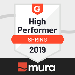 Mura named a leader by G2 Crowd