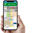 Gozio Health's mobile wayfinding platform guides patients to within four feet of their destination inside a hospital