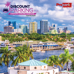 Fort Lauderdale Airport Cruise Parking Discount Offer