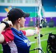 Paige Pearce, National and World-Champion Archer and Sportsman's Warehouse Associate