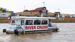 A photo of a riverboat cruise by Jim Noetzel
