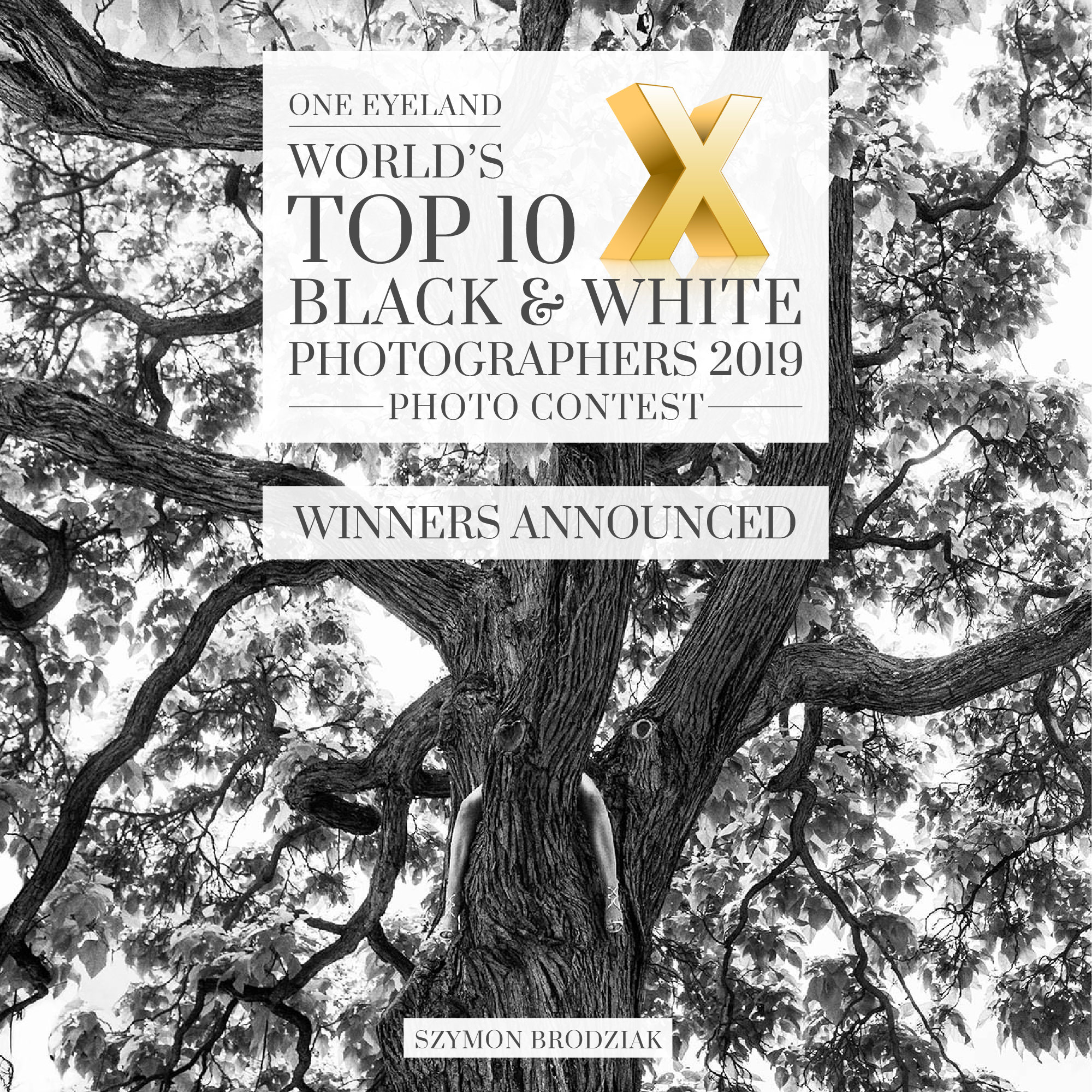 Worlds top 10 black and white photographers 2019