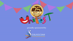 2019 Unifest Multicultural festival sponsored by County Line Chiropractic