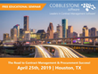 CobbleStone Software's Contract Management Seminar and Training Tour Goes to Houston