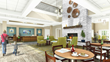 Tiffany Springs Senior Living & Health Care Lounge