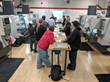 The Sacramento Valley Manufacturing Initiative held CNC training at the Sierra College Haas Center for Advanced Manufacturing by Design to prepare trainees for machinist apprenticeships.