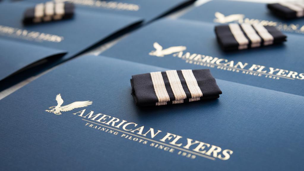 American Flyers Flight School Graduates First Ever Round of