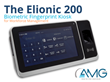AMGtime Unveils Their New Elionic Biometric Self-Service Kiosk Designed for Smart Labor Management