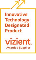 Vizient Innovative Technology Awarded Supplier Seal