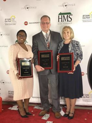 Lake Ridge office receives multiple awards