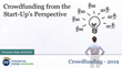 "Financial Poise™ Announces ""Crowdfunding from the Start-Up's Perspective,"" a New Webinar Premiering June 4th at 3:00 PM CST through West LegalEdcenter™"