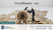 "Financial Poise™ Announces ""Crowdfinance -101,"" a New Webinar Premiering June 4th at 2:00 PM CST through West LegalEdcenter™"
