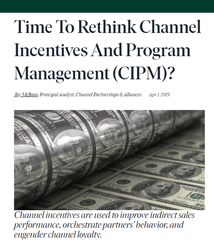 Top channel incentive companies identify industry concerns