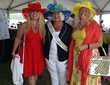 Attendees display their Derby fashion!