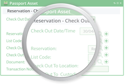 Asset Tracking System Reservation Feature