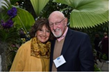 Arlene Gerbano and Gilbert Steinman were two of nearly 400 guests at the Calvary Spring Donor Reception.