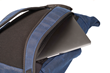 Tech Rolltop Backpack — rear, plushly-padded laptop compartment accessible from the side