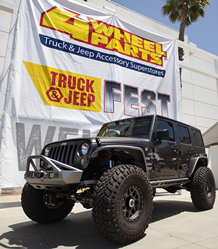 Outdoor Enthusiasts Gear Up for Nation's Biggest Off-Road Accessory Show at Dallas Market Hall on May 18-19