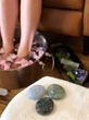 Signature Pedicure with Stone Massage and Foot Soak at Botanica Day Spa