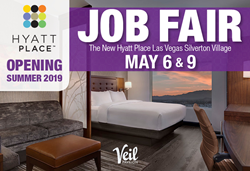 Job Fair for Hyatt Place Las Vegas at Silverton Village