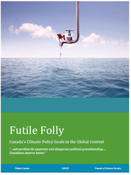New report by Robert Lyman, Ottawa energy policy consultant.