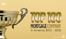 First Centennial Mortgage Named a Top Mortgage Company in America