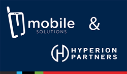 Hyperion Partners & Mobile Solutions Announce Strategic Partnership to Provide Full Mobility Management Solutions