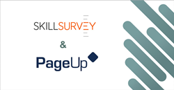 SkillSurvey and PageUp logos