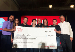 Xendoo wins Revolution's Rise of the Rest Miami