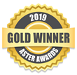 corecubed Wins Gold 2019 Aster Awards
