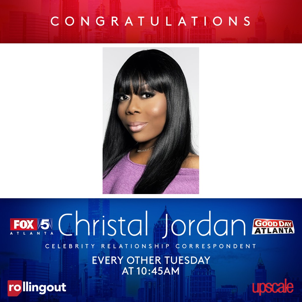 FOX News' Good Day Atlanta Selects Christal Jordan as an