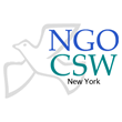 NGO CSW/NY represents more than 100 member organizations and individuals concerned about the status of women and girls. To learn more, visit www.ngocsw.org
