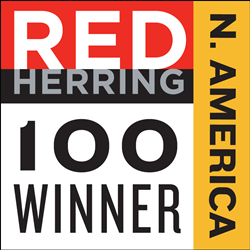 Red Herring North America Top 100 Winner