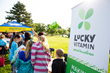 LuckyVitamin supports Girls on the Run at their celebratory 5K.