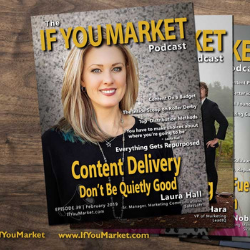 If You Market Podcast | Laura Hall Photo