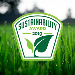 2019 Sustainability Awards logo