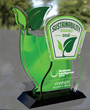 2019 Sustainability Awards trophy