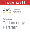 modelizeIT is an Advanced Tier Technology Partner in the Amazon Web Services (AWS) APN