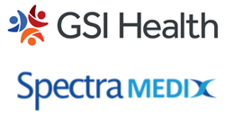 GSI Health and SpectraMedix logos