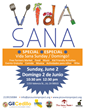 Pico Union Project's Special Sunday Vida Sana Health and Wellness Fair, Sunday, June 2