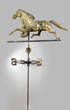 Harris & Co. Boston Running Horse Weathervane Features at Kaminskis' June Auction