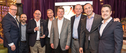 Heilind named North American Broadline Distributor of the Year by HARTING.