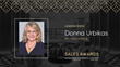 Realtor Donna Urbikas Named to Berkshire Hathaway HomeServices Leading Edge Society