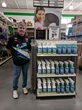 ARCA Driver Tommy Vigh Jr. Helps Launch Extreme Energy Solutions Summer 2019 Tour of Stores