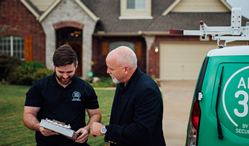 Alert 360 Home security Austin local office gives back.