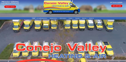 GoMarketing PR-ConejoValleyAir-Richard Uzelac-image of trucks and CVA staff